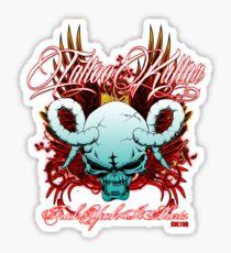Tattoo Kultur - F*ck Yeah It Hurt Sticker