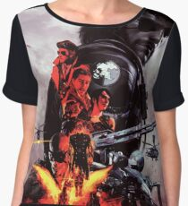 Metal Gear Solid V - The Phantom Pain Women's Chiffon Top