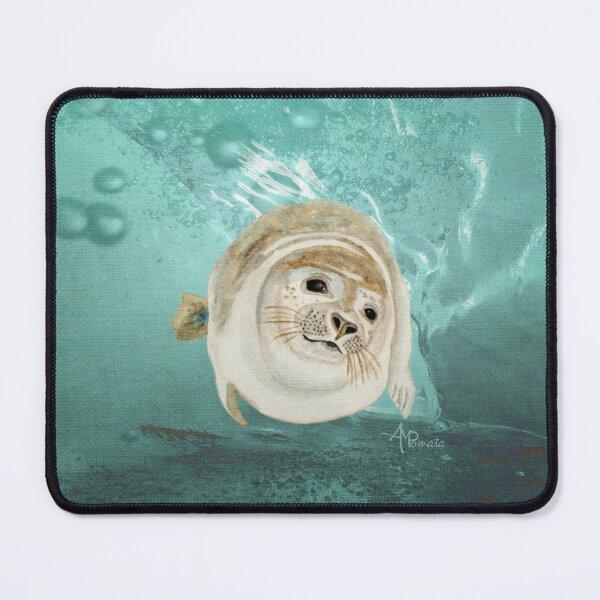 León Marino Nadando. Alfombrilla de ratón