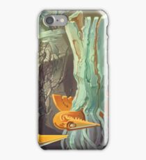 Valley of Flying Trees  iPhone Case/Skin