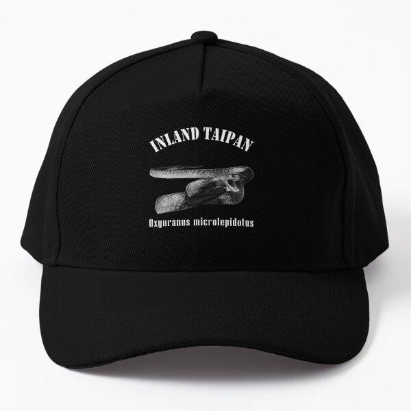 Inland Taipan - Oxyuranus microlepidotus Baseball Cap