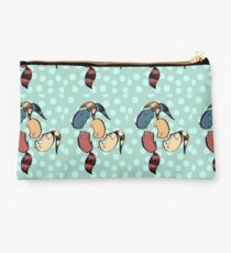 Baby Racoons Studio Pouch
