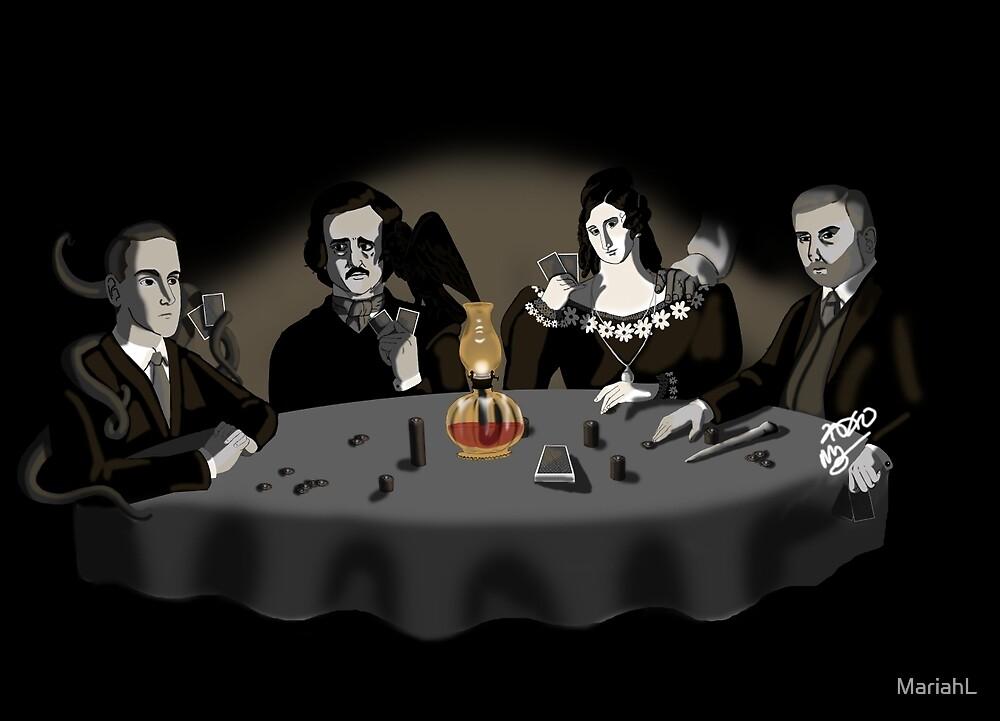 Horrific Game of Poker V. 1 by MariahL