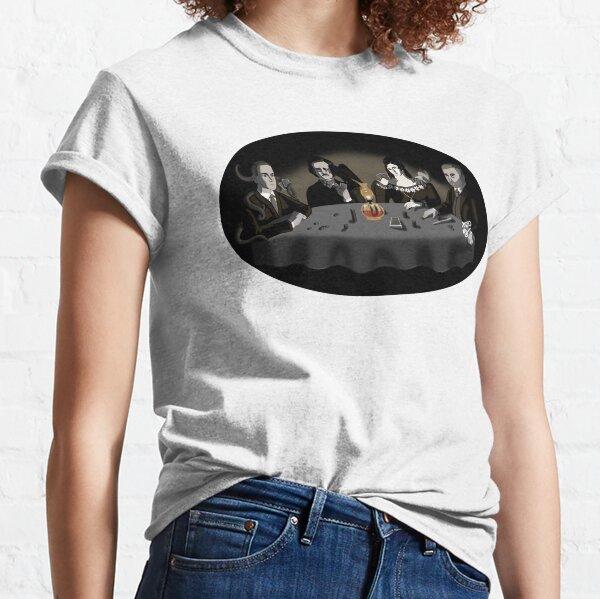 Horrific Game of Poker V. 2 Classic T-Shirt