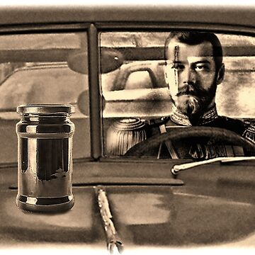 A Czar with a Scar in a Car with a Jar on the Hood by GolemAura