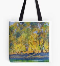 Beside the Murray Tote Bag