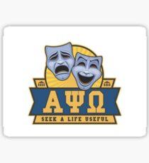 APO Sticker