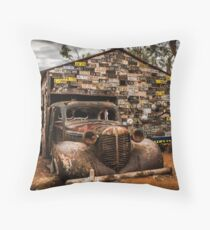 Collectors Item Throw Pillow