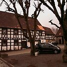 Franconian Village by Franz Roth