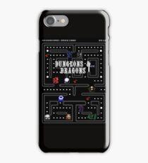 PAC & DRAGONS iPhone Case/Skin