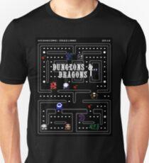 PAC & DRAGONS Unisex T-Shirt