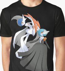 MGallade & MGardevoir Shiny Graphic T-Shirt