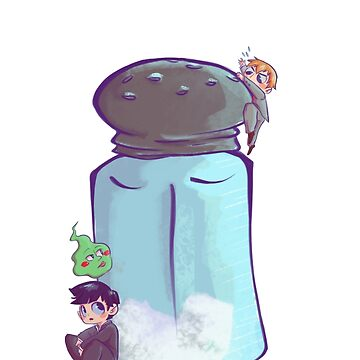 Salty Mob by Nixonsshades