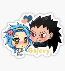 Fairy Tail - Gajevy Sticker