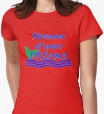 Merman Of Your Dreams (Blue) T-Shirt