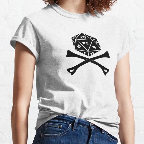 D20 PIRATE Classic T-Shirt
