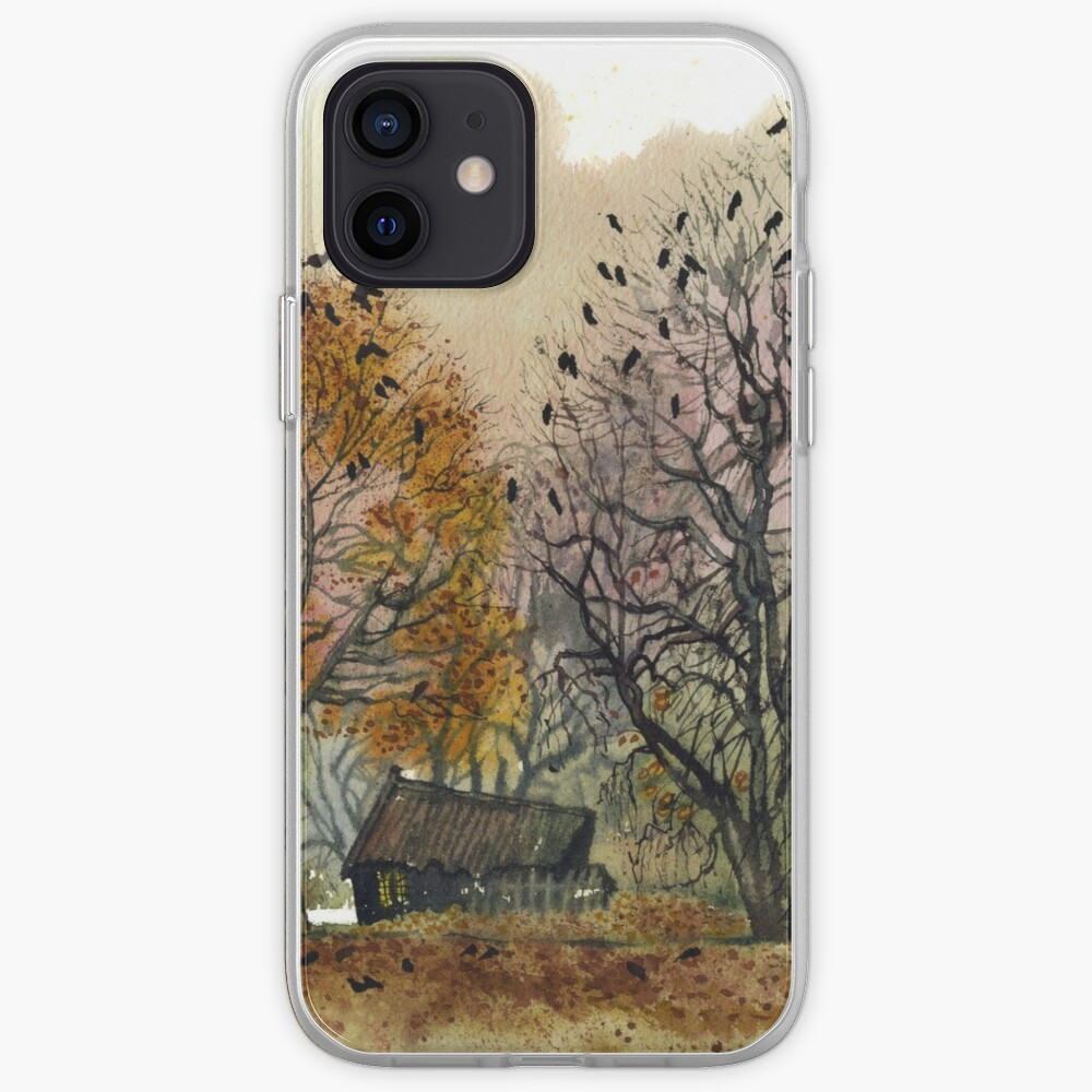 October mood. iPhone Case & Cover