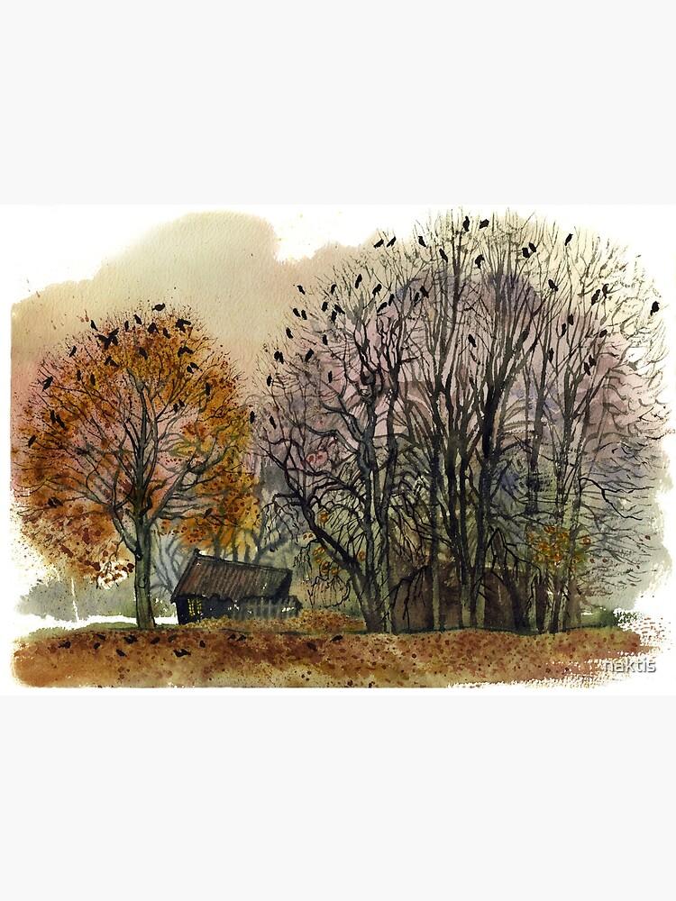 October mood. by naktis