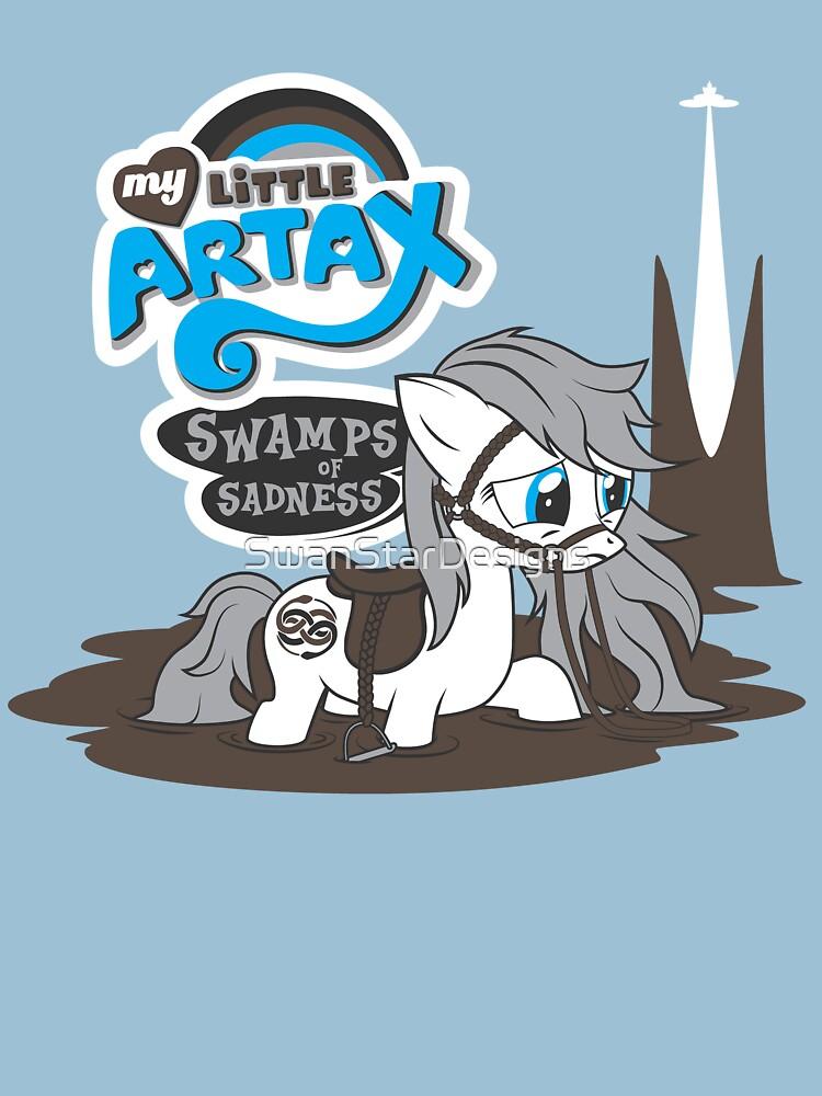 TShirtGifter presents: My Little Artax | Women's T-Shirt