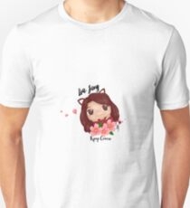 Support me ^_^ Unisex T-Shirt