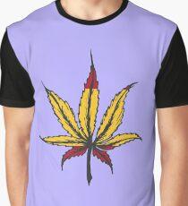 Cannabis leaf  Graphic T-Shirt