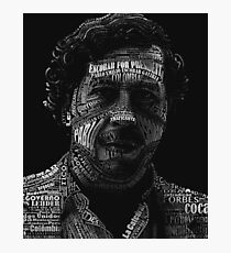 NARCOS Photographic Print