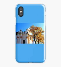 Wieskirche ~ UNESCO World Heritage Site iPhone Case