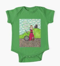 Strong Independent Princess Kids Clothes