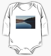 Tranquil Autumn Mirror -  One Piece - Long Sleeve