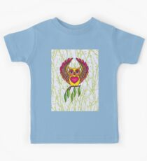 Owl heart Kids Clothes