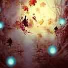 Spooky Forest und Fairy 2 von AnnArtshock