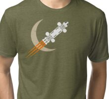 Party like it's SPACE 1999 Tri-blend T-Shirt