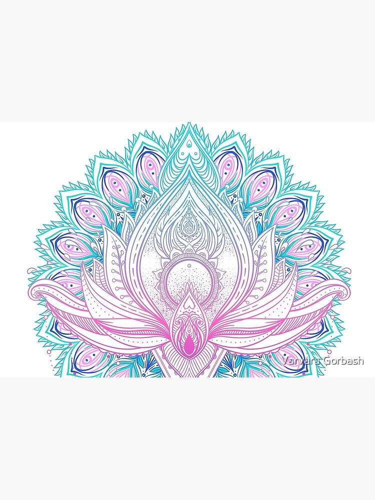 Lotus flower by varka