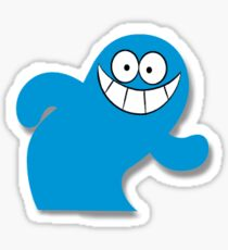 Fosters Home for Imaginary Friends Bloo Sticker