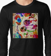 Abstract Expressionism 2 Long Sleeve T-Shirt