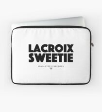 Absolutely Fabulous - Lacroix Sweetie Laptop Sleeve