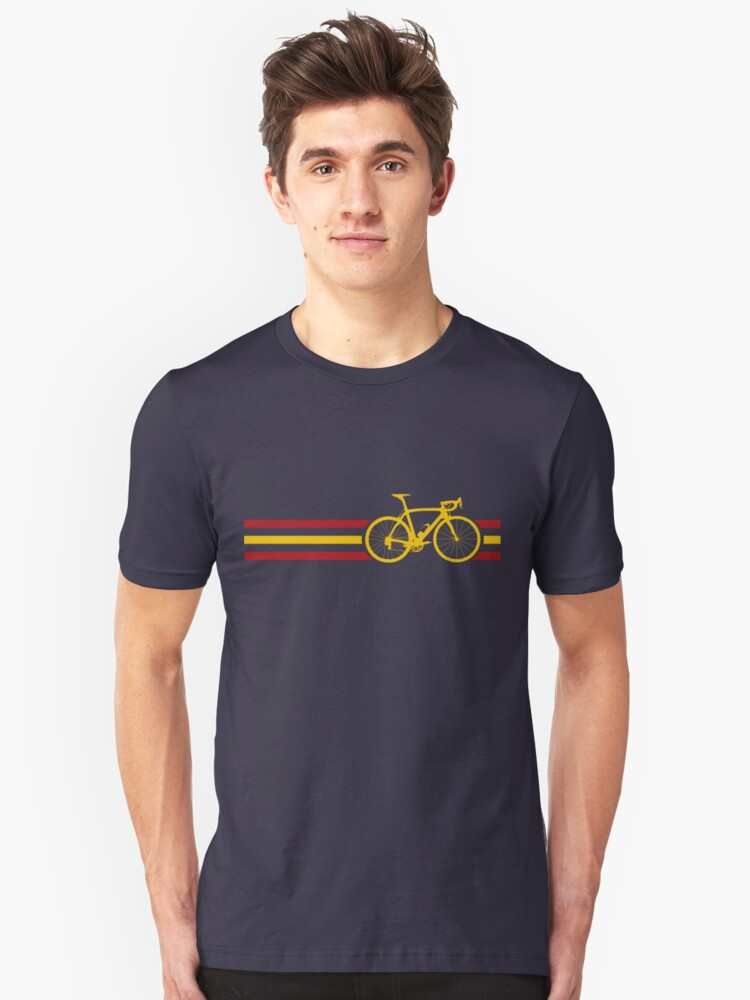 Bike Stripes Spanish National Road Race v2 by sher00