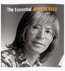 The Essential John Denver Poster