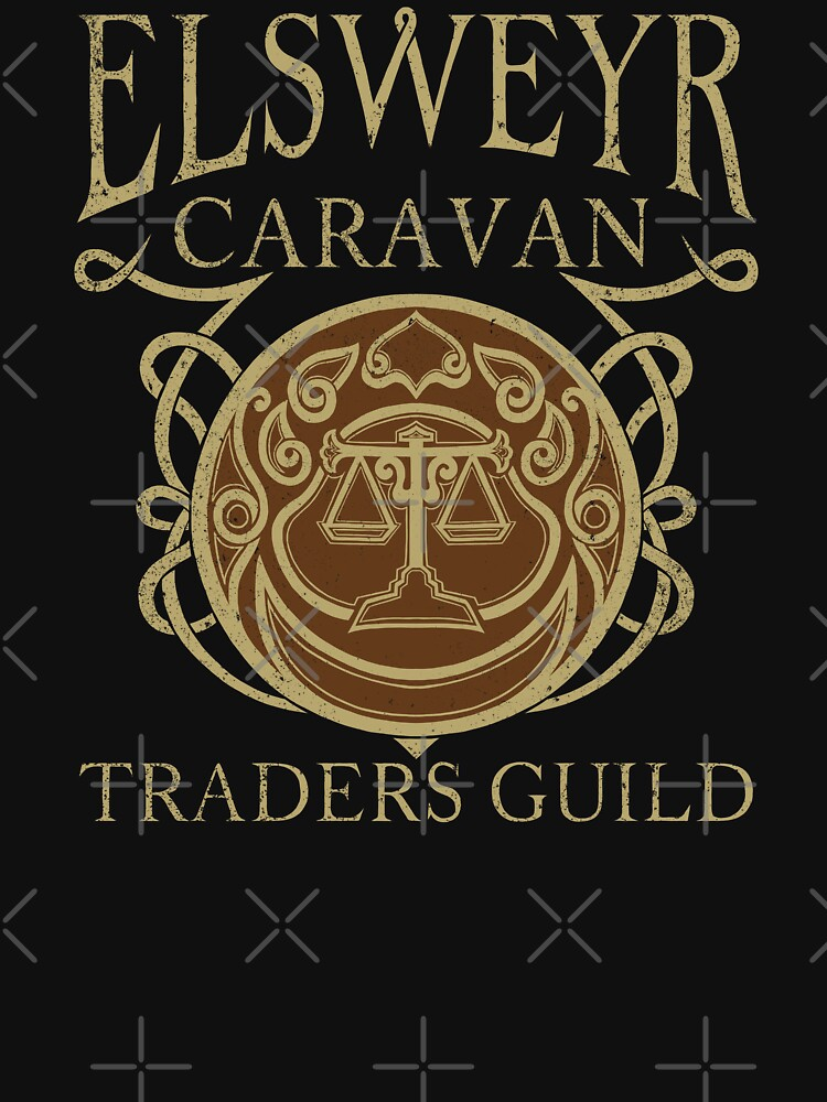Elsweyr Traders Guild - Tees & Hoodies | Unisex T-Shirt