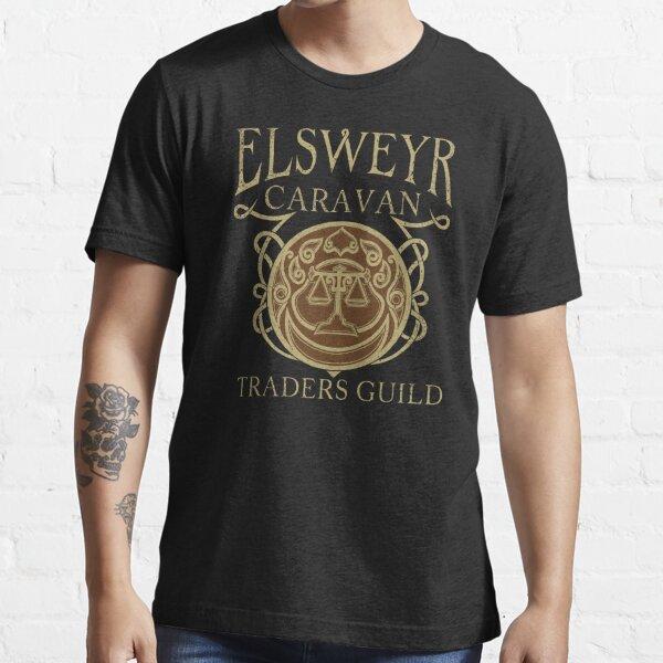 Elsweyr Traders Guild - Tees & Hoodies Essential T-Shirt