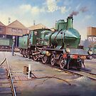 On shed 1905. by Mike Jeffries