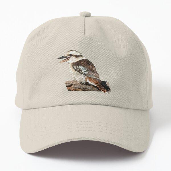 Laughing Kookaburra 5 Dad Hat