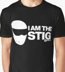 Top Gear - I am the Stig Graphic T-Shirt