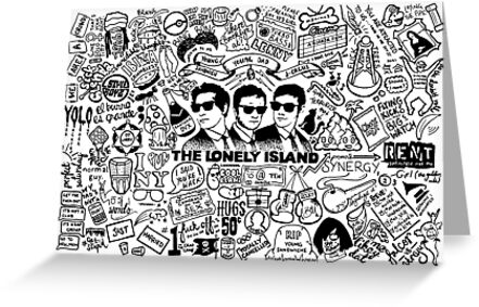 The Lonely Island - Who Said We're Wack by aFiendishThingy