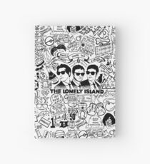 The Lonely Island - Who Said We're Wack Hardcover Journal