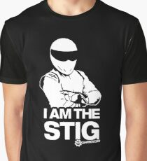 Top Gear - I am the Stig II Graphic T-Shirt