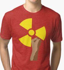 Power of the Atom Tri-blend T-Shirt