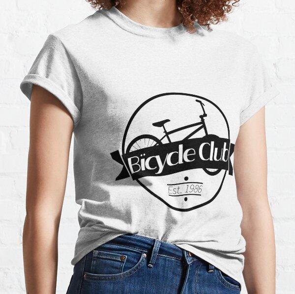 1986 Retro Bicycle Club Classic T-Shirt