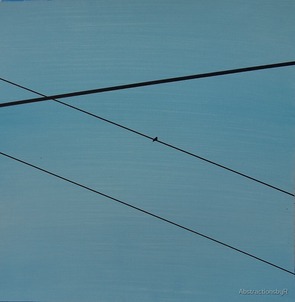 Power Lines 03 by AbstractionsbyR