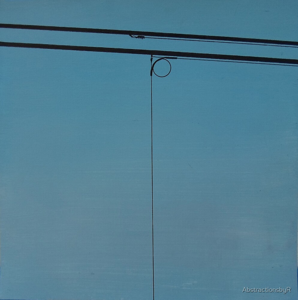 Power Lines 02 by AbstractionsbyR